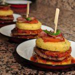 Burger a la Cluj – Chef Vasile Nicolae