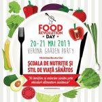 Food Revolution Day 2017, Grădina Verona București! #RăsfăţulResturilor