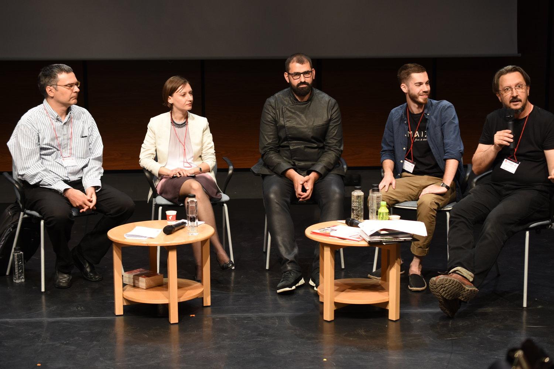 Panel de discuții de la ediția 2017