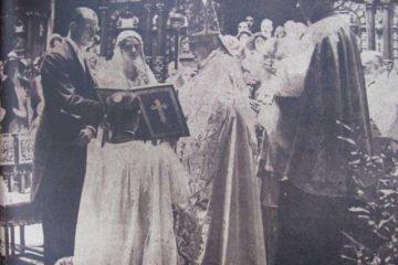 Meniul unei nunti princiare