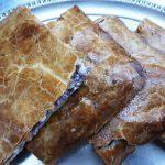 Prețept din pastetă cu tocătură din pasăre și jambon – un dar de la Violeta