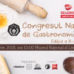 Program & speakeri Congresul de Gastronomie și Vin