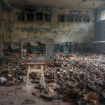 Alimenția în România, imediat după Cernobîl
