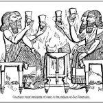 Prima carte de bucate a omenirii, scrisă cu litere cuneiforme. 40 de rețete mesopotamiene