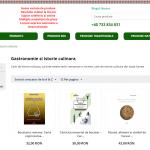 Livrăm cărțile editurii GastroArt oriunde în lume prin bioshopromania.com