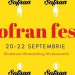 ȘOFRAN FEST în acest weekend: democookinguri, conferințe gastronomice, muzică, bucate etnice