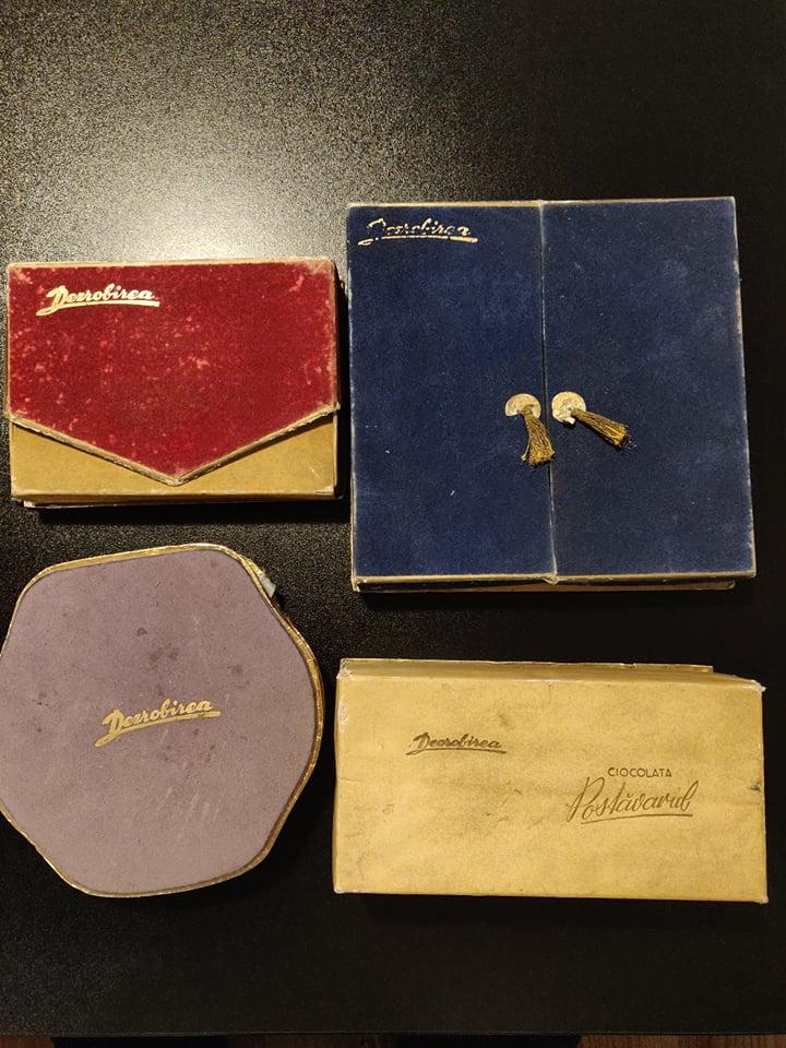 Cutii de bomboane, colecția GastroArt