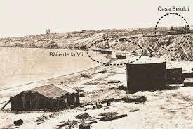 În zona Băilor de la Vii erau trei clădiri Casa Beiului, Fabrica de Bere Gruber și Casinoul